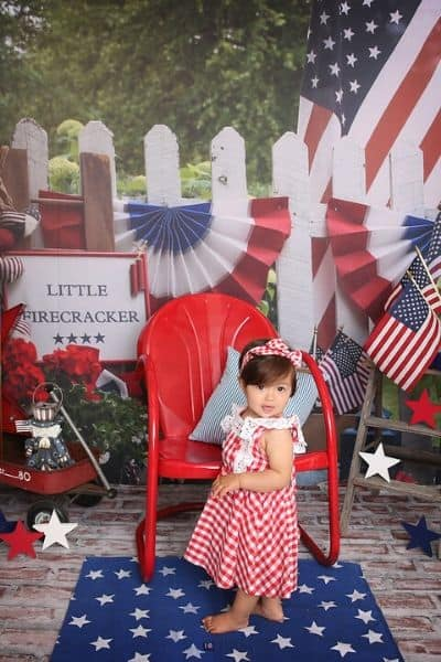 Daughter First Birthday Picture