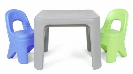 Simplay3 Play Around Table & Chair Set