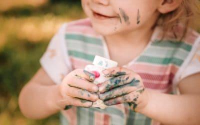 Top 5 Benefits of Sensory Play