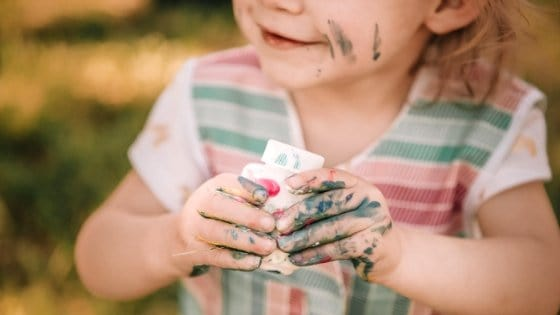 Top 5 Benefits of Sensory Play