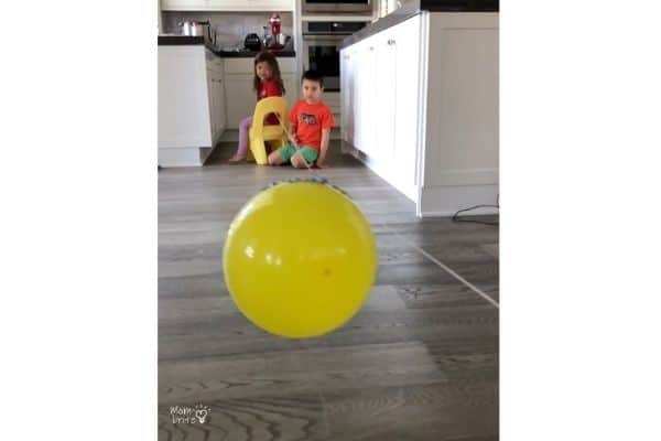 Balloon Rocket Activity Fly
