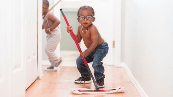 17 Practical Chores for Toddlers