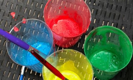 DIY Window Paint: Sensory Activity for Kids