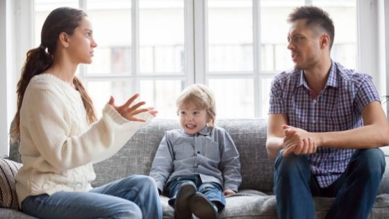 How to Stop Fighting Over Parenting Styles