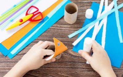 51 Easy Back to School Crafts for Kids