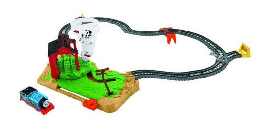 Thomas the Train Twisting Tornado Set