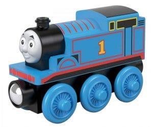Wooden Thomas the Train