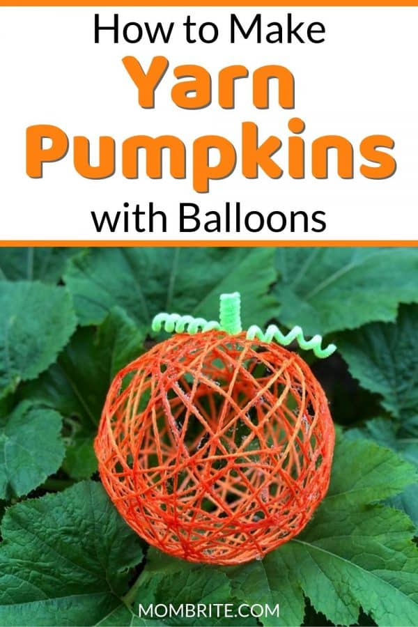 how-to-make-yarn-pumpkins
