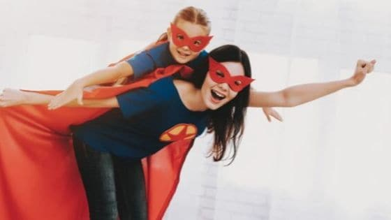 How to Become a Superhero Mom in 7 Easy Steps