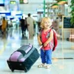 How to Survive Flying Alone with a Toddler and a Baby