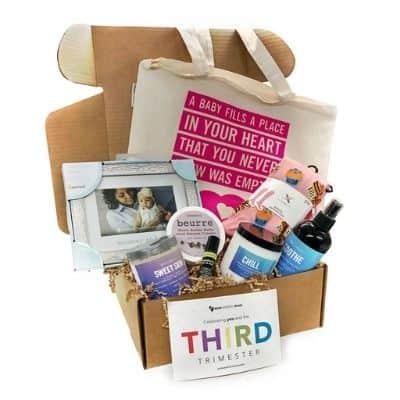 Ecocentric Mom Pregnancy Box