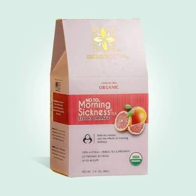 Secrets of Tea No Morning Sickness Tea