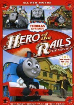 Thomas & Friends Hero of the Rails The Movie