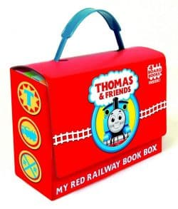 Thomas and Friends My Red Railway Book Box