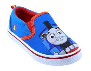 Thomas the Train Canvas Shoes