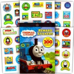 Thomas the Train Reward Stickers