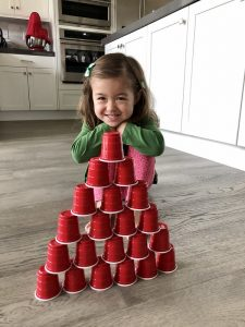 plastic-cup-pyramid
