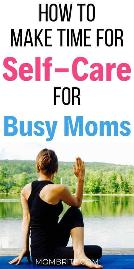 self-care-for-busy-moms