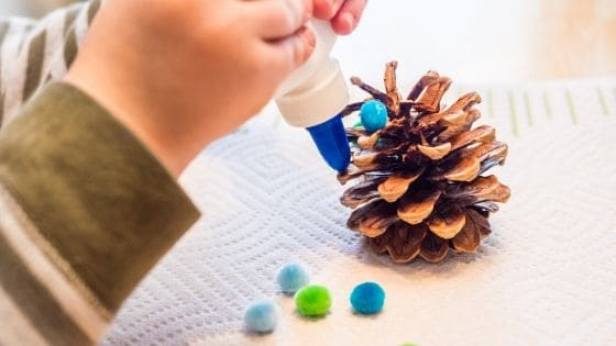 30+ Easy Christmas Crafts for Toddlers and Preschoolers