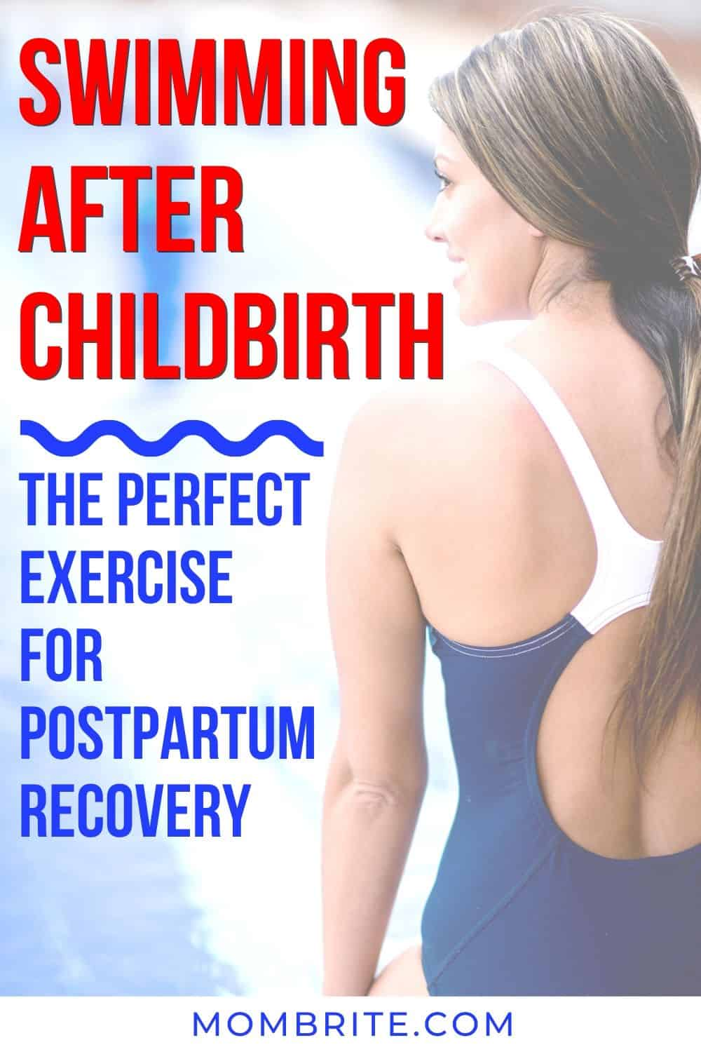 swimming-after-childbirth