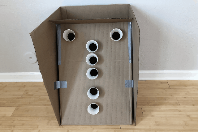 Cardboard-Skee-Ball-Game-12