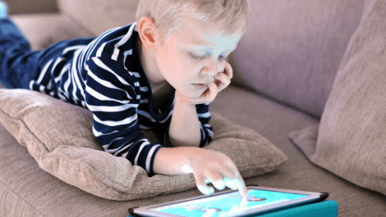 How to Prevent Eye Strain for Kids