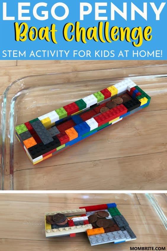 LEGO-Penny-Boat-Challenge