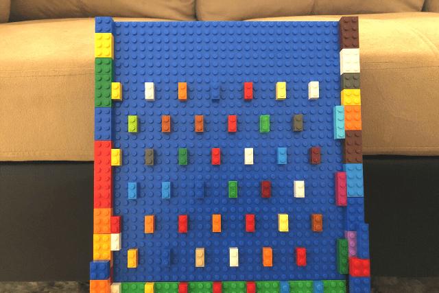 LEGO-Plinko-Board-Top