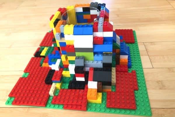 LEGO-Volcano-Bricks
