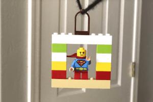 LEGO-Zip-Line