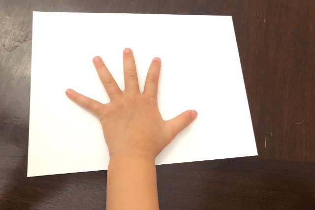 Optical-Illusion-Handprint-Hand