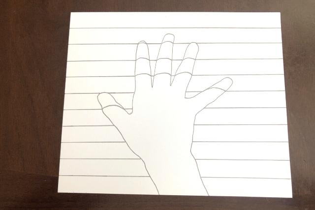Optical-Illusion-Handprint-Lines
