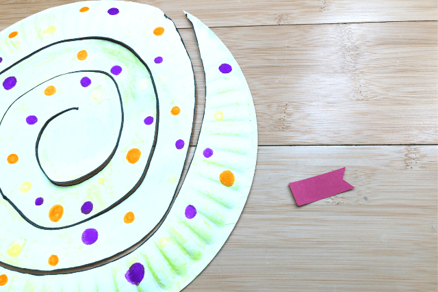 Paper-Plate-Snake-Craft