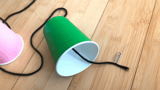 String-Telelphone-Pull-String-Through