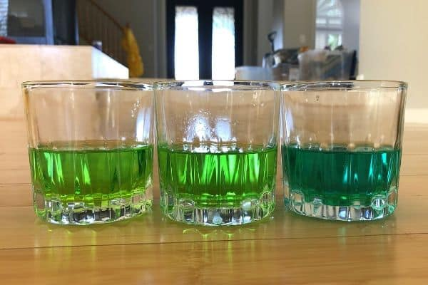 Ice-Color-Mixing-Activity-Green-Combinations