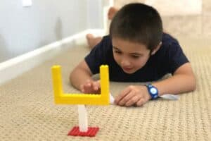Paper-Football-LEGO-Game-Play