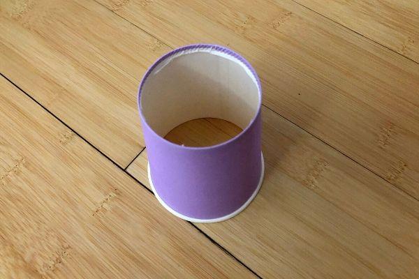 Pom Pom Shooter Cup