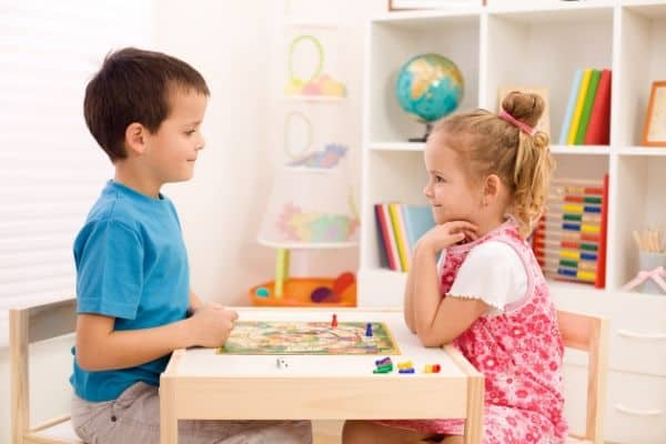 Best Board Games for 4 Years Olds