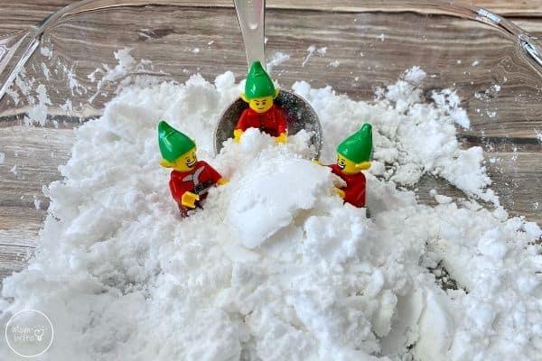 Fake Snow Recipe