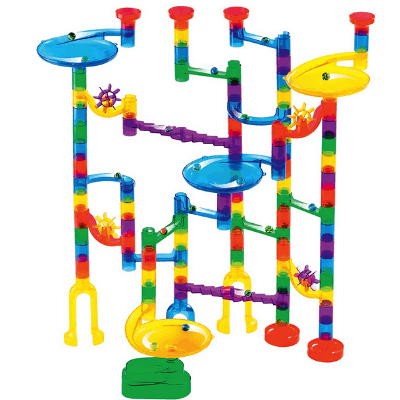 Marble Genius Marble Run Set