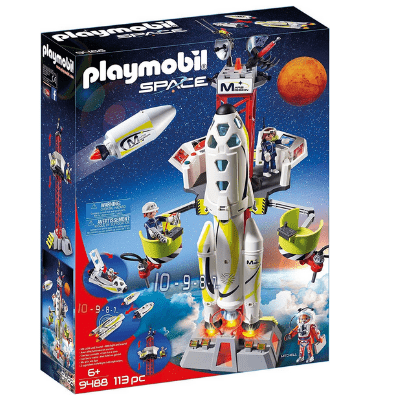 PLAYMOBIL Mission Rocket