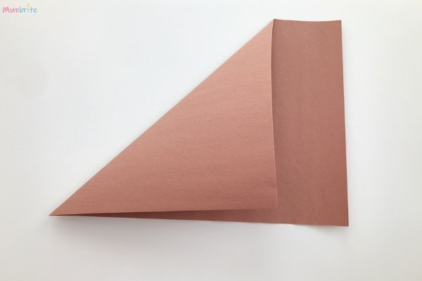 Paper Bow and Arrow Construction Paper