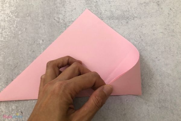 Basic Corner Bookmark 8