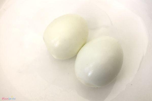 Eggshell Tooth Decay Baking Soda