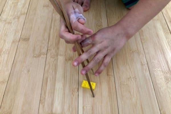Opposable Thumbs Chopsticks