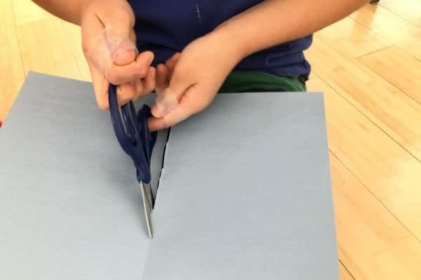 Opposable Thumbs Scissors