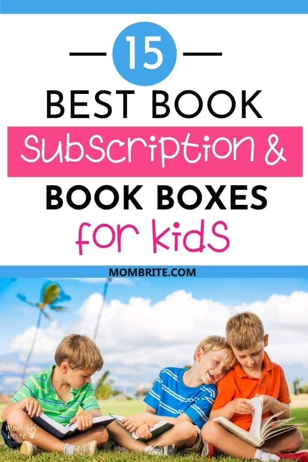 best book subscription and book boxes for kids