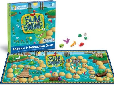 Sun Swamp Game