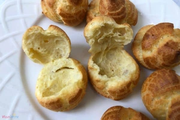 Choux Pastry Science Hollow Center