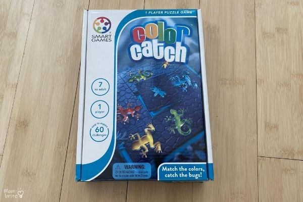Color Catch Smart Games Box